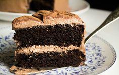 Σοκολατένιο Κέικ με Μαύρη Μπύρα και Unboxing Vileda