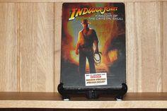 U.S. Indiana Jones and the Kingdom of the Crystal Skull blu-ray steelbook