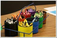 Crayons?