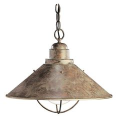 Kichler Seaside 2713 Pendant - 16 in. - 2713
