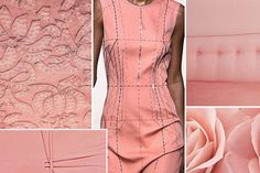 Top 10 Colors, Women's Market S/S 2016