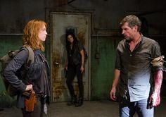 The Walking Dead Season 6 Episode Photos (Paula / Chelle / Donnie)