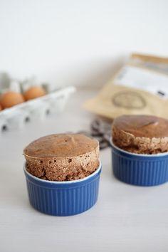 The Cook Time: Soufflé au chocolat de Cyril Lignac