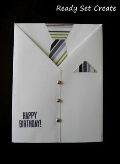 Card for Men-Good for all occasions