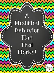 Education to the Core: Behavior Plan That Works!