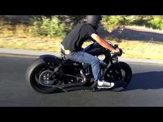 2010 Harley Davidson nightster Fat bobber