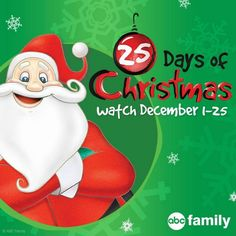 ABC Family 25 Days of Christmas Movie Guide