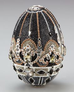 Judith Leiber  Russian Egg Crystal Clutch_  $4795.00