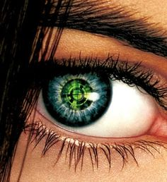 Contacts that change color to alert diabetics of high/low glucose levels