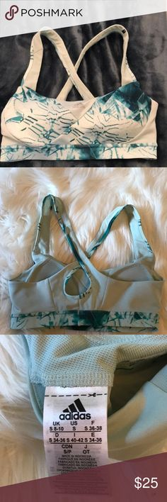 adidas sports bra    RARE From the Avenue A collection. Never worn. adidas Intimates & Sleepwear Bras