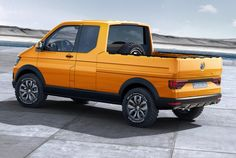VW Tristar pick-up