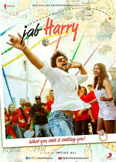 We have some good news for Shah Rukh Khan fans. The mini trails of Jab Harry Met Sejal will be releasing tomorrow! - Jab Harry Met Sejal's mini trails to release tomorrow and Shah Rukh Khan has found the PERFECT platform to showcase it - read details Srk Movies, Imdb Movies, Movie Songs, Hits Movie, Movie Film, Sr K, Full Movies Download, Movie Downloads, Anushka Sharma