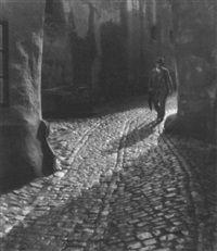 """""""After the Rain"""" Photo: Jan Lauschmann - Czechoslovakia - Praha (Prague), 1931 / Now Czech Republic :) Jan Lauschmann was a Czech chemist and photographer . Czech Republic, Prague, Online Art Gallery, Art Museum, Street Photography, Face, Artwork, Artist, Painting"""