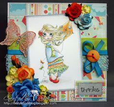 Colourful SC card
