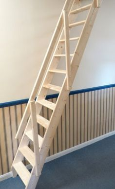 Arundel Wooden Space Saver Staircase Kit (Loft Stair) - Suitable for a Floor Height up to 2980mm Dolle http://www.amazon.co.uk/dp/B00FLY0EWY/ref=cm_sw_r_pi_dp_Tdjtwb1622E88