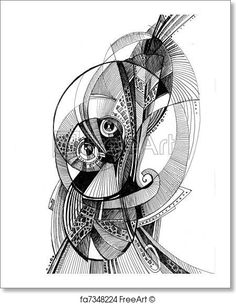 Free art print of Unusual abstract pencil drawing. Get up to 10 Gallery-Quality Art Prints for Free. Pencil Drawing Images, Abstract Pencil Drawings, Pencil Drawing Inspiration, Abstract Sketches, Pencil Drawings Of Girls, Pencil Drawing Tutorials, Drawing Eyes, Pencil Art, Art Drawings