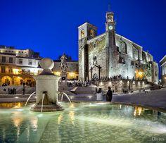 Plaza Mayor de Trujillo (Caceres)
