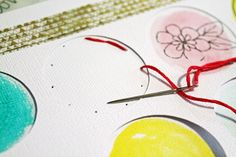 Customizing your Projects: A Scrapbook Tutorial by Melissa Mann