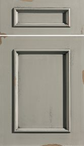 Dura Supreme Cabinetry Madison cabinet door style shown in