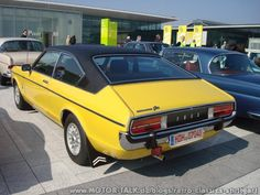 Ford Granada Ghia Coupé 1,6l 1974-1977 Maintenance/restoration of old/vintage vehicles: the material for new cogs/casters/gears/pads could be cast polyamide which I (Cast polyamide) can produce. My contact: tatjana.alic@windowslive.com