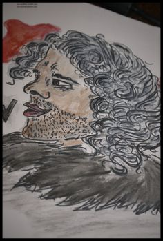 Jon Snow by Mrs-Reed.deviantart.com on @DeviantArt