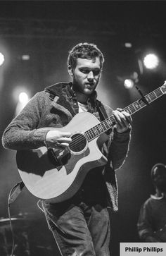 Phillip Phillips, Orpheum Theatre Sioux City, IA. October 3, 2014