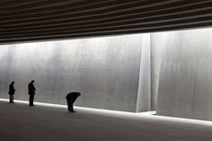 Image 17 of 26 from gallery of Sancaklar Mosque / Emre Arolat Architects. Photograph by Thomas Mayer