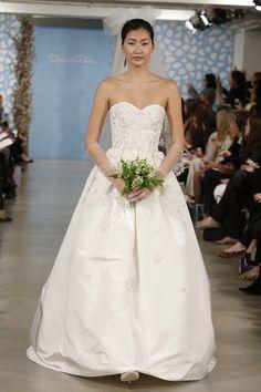New York Bridal Week --- Oscar de la Renta 2014
