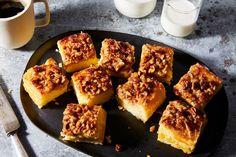 Grandma Piggyback's Broiled Coffee Cake recipe on Food52