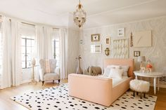 Nate Berkus and Jeremiah Brent Put Their Hancock Park Home on the Market: gallery image 15 Jeremiah Brent, Nate Berkus Daughter, Girls Bedroom, Bedroom Decor, Boy Bedrooms, Childrens Bedroom, Modern Bedrooms, Beautiful Bedrooms, Daughters Room