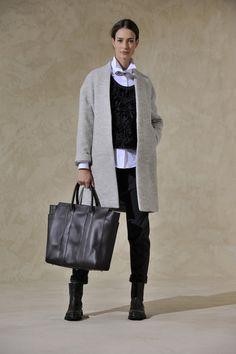 Brunello Cucinelli, Осень-зима 2014/2015, Ready-To-Wear, Милан