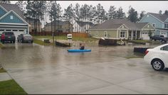 SLIDESHOW: Significant flooding across Lowcountry