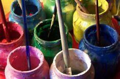 La #vita è un'enorme tela: rovescia su di essa tutti i #colori che puoi. (Danny Kaye)