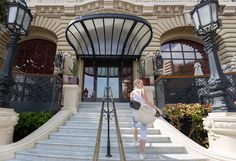 Yoga girl Outfit Spring Monaco French blogger Pic Benjamin Vergely