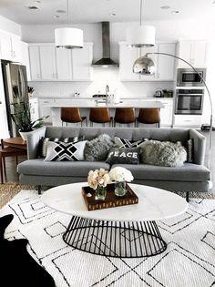 "Need some Netflix recommendations so shoot away! The entire living room is shoppable via @liketoknow.it app with a simple screenshot or ""like"" . . .  http://liketk.it/2sbem #liketkit #LTKhome #LTKsalealert #LTKstyletip #LTKunder100"