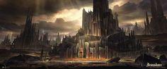 Ironshore by Ian Jun Wei Chiew   Fantasy   2D   CGSociety