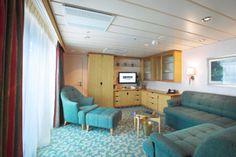 Royal Family Suite on Liberty of the Seas (Photo: Royal Caribbean International)