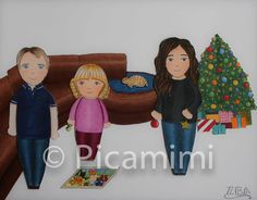 Custom made pictures are hand drawn pictures, made especially for you from photos of your loved ones, items, moments and wishes you share with me, with a little creativity and imagination added. This is why each picture has a unique story of its own. Take a look at the gallery for the pictures and click for more info to read the story behind it. www.picamimi.com How To Make Drawing, How To Draw Hands, Especially For You, Make Pictures, Copic, Hand Drawn, Imagination, First Love, Creativity