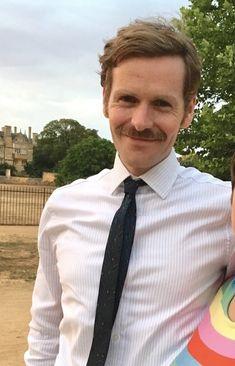 Why the moustache? Endeavour Morse, Famous Detectives, Shaun Evans, Super Man, New Love, Moustache, Sherlock, Handsome, Husband