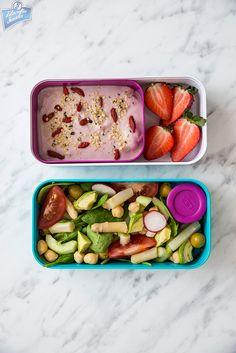 Przepisy na smaczny lunchbox