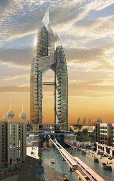 Trump Hotel, Dubai - UAE