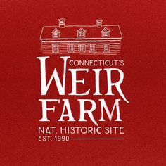 7/50 || Connecticut - Weir Farm National Historical Site