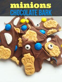 Minions Chocolate Ba