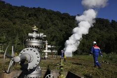 State-owned electricity monopoly Perusahaan Listrik Negara and Pertamina Geothermal Energy on Friday reached an agreement in renewing their power purchase deal for electricity from PGE's Kamojang and Lahendong plants. Geothermal Energy, Jakarta, Globe, Fire, Speech Balloon