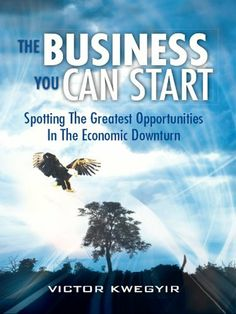 THE BUSINESS YOU CAN START by Victor Kwegyir. $5.99. Author: Victor Kwegyir. Publisher: VicCor Wealth Publishing (February 2, 2011). 122 pages