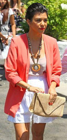 Kourtney Kardashian in style #226