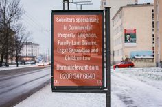 Solicitors specialising in Commercial Property, Litigation, Family Law, Divorce, Legal Separation and Children Law. Call 0208 347 6640 https://dominiclevent.com #divorce #familylaw