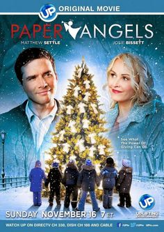 Its a Wonderful Movie - Your Guide to Family Movies on TV: PAPER ANGELS, an UP Original Christmas Movie