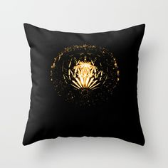 Lamp in the dark Throw Pillow by Sverre A. Fekjan. Worldwide shipping available at Society6.com. Just one of millions of high quality products available.