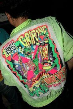 Grifone Street Wear, \m/